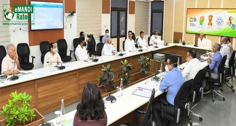 मुख्यमंत्री अशोक गहलोत कृषक कल्याण कोष में 250 करोड़ रूपये किये स्वीकृत