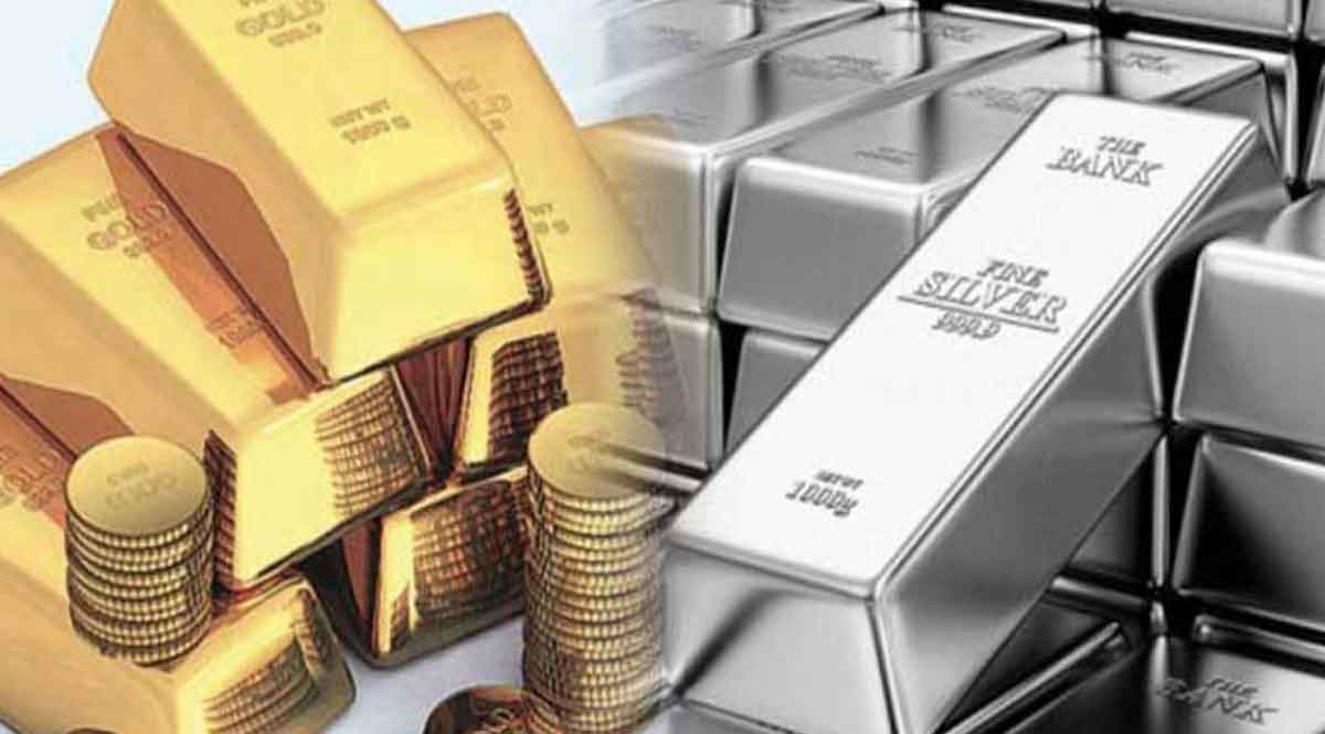 Gold-Silver Rates Today